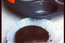 healthy desserts / by Siobhan Koch