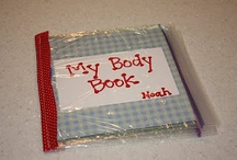 My Body - books and activities / by MeMeTales Inc