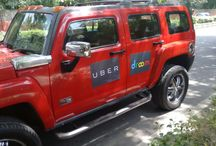 Droom Uber Super cars / Enjoy the free rides
