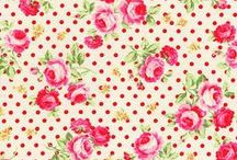 Flower Sugar 2013 Fabrics