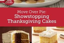 Baking and Desserts / Recipes for baked goods and desserts