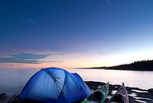 Dream Camping Spots / by Cody KOA