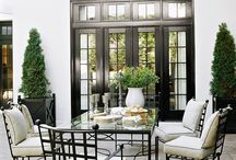 Al Fresco Living / Outdoor entertaining and lazy summer days