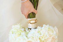 Cream blush and gold / by Traci Drennen Ratigan