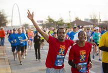 Community Outreach / More than a race. We connect with our community though a variety of programs and special events. Focused heavily on school-based youth fitness programs like Read, Right & Run Marathon and Students on the GO!  / by GO! St. Louis