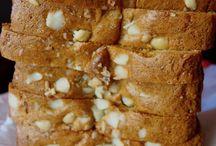 Macadamia Bread etc