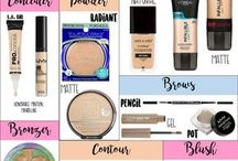 a to z all about makeup