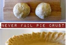 pie crust, comfort food