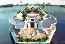 Man Made Floating Island