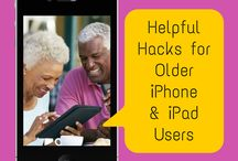Baby Boomer Gadgets, Tech & More / I'm always looking for the easiest and simplest way to make life easier for me. / by Billies Finds