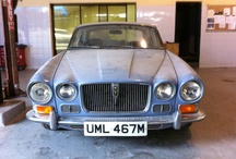 1973 Jaguar XJ12L Restoration / Step by step photo diary of the restoration of my Jaguar XJ12