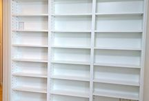 本棚・bookshelf