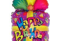 Feliz Aniversário / Celebre com estilo!
