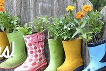 Garden - Vertical Gardening