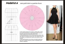 DRESSES DIY / DRESSES DIY , REFASHIONING OR SEWING OR SEWING PATTERN TO DOWNLOAD