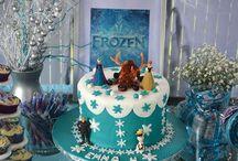Festa Frozen!! / Muitas idéias para abrilhantar sua festa!!