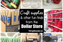 Frugal Shopping Ideas / by Michelle Garvin