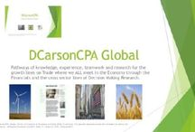 DCarsonCPA CALs / Creative Arts Lines / DCarsonCPA Creative Arts Lines for Artists support and the cross sector needs in the Economy and Financials.