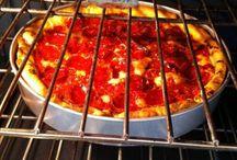 Pizza / by Kanoe Agcaoili