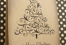 Stampin up christmas card ideas