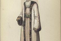 Pélléas & Mélisande - Inspirations costumes