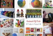 Holiday ideas / Crafts, gifts and decorations