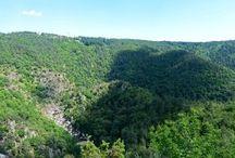 Randonnées et balades / Randonnées pédestres et balades à pied Monistrol-sur-Loire, autour des rivières le Lignon, l'Ance, la Dunière et la majestueuse Loire sauvage.