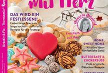 """Magazin """"Rezepte mit Herz"""" erleben"""