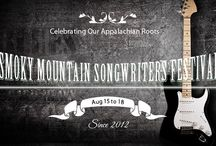 Music In The Smoky Mountains / We Heart Music / by Elk Springs Resort
