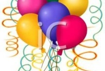 Birthdays for Kids / by dellgirl