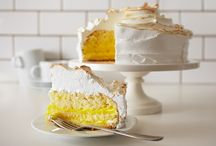 Delicious Lemon Cake & Cupcakes Recipes / Tart & Lemony, Love it!!!! / by Beautiful Cake Pictures