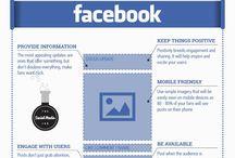 Social Media Tips Facebook / Tips for using Facebook for Social Media Marketing