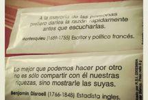 Quotes - Citas