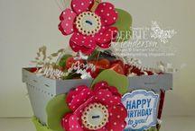 Box - Berry Basket