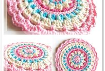 crochet board / crochet inspiration