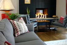 Livingrooms by Versa Style Design/ Salons de Versa Style Design / Design for every budget and style