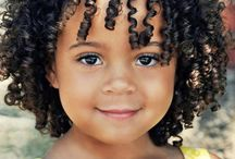 Kids Afro