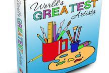 2nd Grade Music & Art