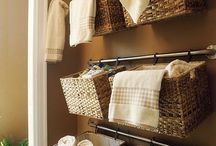 Storage ideas / by Megan Ensor
