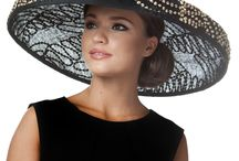1950's inspired hats, 'Simply Audrey' Collection / Bespoke hats deigned with inspiration from the 1950's fashion.