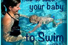 learn swimming