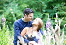 Engagement Photo Shoots - Bloomwood Phtoography / Lovely couples having an engagement photo shoot before the big day!