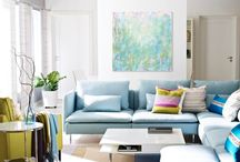 new interior looks for living room and sofas
