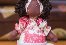 boneca na xícara