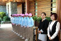 Shanquin Bay, Hainan Island, China / Celebrating a Golf Magazine Top 100 Golf Course