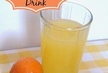 Non Alcoholic Drinks / Drinks | Beverages | Drink Recipes | Virgin Drinks | Mocktails | Kid Friendly Drinks | Family Friendly Drinks |