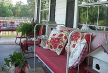 Cottage Porch / by Susan Freeman