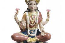 LLADRO Buddhism & Hinduism