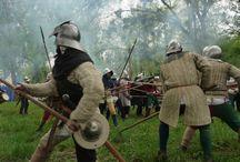 panser / Høy- og seinmiddelalder tekstilrustning.  high and late medieval textile arming garments, like gambesons etc.