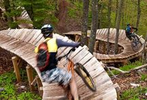 Bretvik's bike trail brur / Sykkle fort!